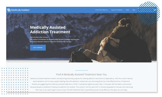 Medically Assisted case of success